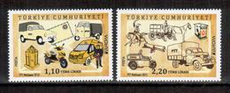 Türkei / Turkey / Turquie 2013 Satz/set EUROPA ** - 2013