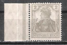 Reich N° 96 Neuf ** Bord De Feuille - Allemagne