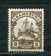 Deutsch - Kamerun Nr.7        *  Unused       (001) - Kolonie: Kamerun