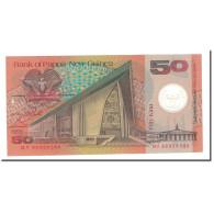 Billet, Papua New Guinea, 50 Kina, 1999-2002, KM:18a, NEUF - Papua Nuova Guinea