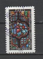 """FRANCE / 2016 / Y&T N° AA 1349 : """"Structure Et Lumière"""" (Sainte Chapelle - Paris) - Choisi - Cachet Rond - France"""