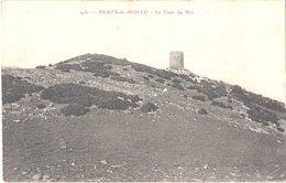 FR66 PRATS DE MOLLO - Brun 1431 - La Tour De Mir - Belle - France