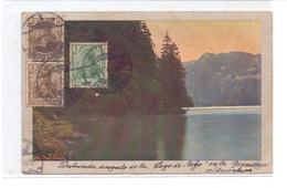 8240 BERCHTESGADEN, Königsee, Malerwinkel, Miethe Farbaufnahme, 1912, Serie 1059 - Berchtesgaden