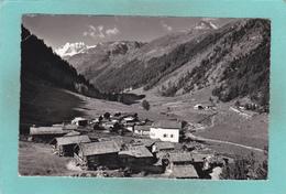 Old Postcard Of Gruben Im Turtmanntal, Leuk, Switzerland.J53. - Other