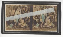 DANSEUSES ORIENTALES EROTISME NUDE Circa 1855 PHOTO STEREO /FREE SHIPPING REGISTERED - Photos Stéréoscopiques