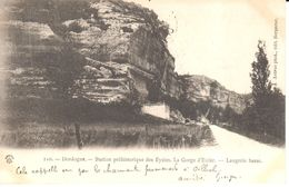 (24) Dordogne - Station Préhistorique Des Eyzies - France