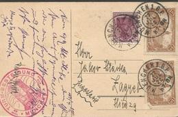 GERMANY,PC 1922 - Briefe U. Dokumente