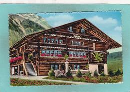 Old Postcard Of Bernerhaus,Chalet Bernois Switzerland .J53. - Switzerland