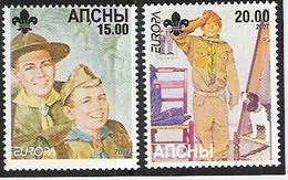 2007 Abchasien Republic Of Abkhazia  **MNH - Europa-CEPT