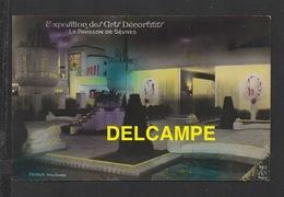 DD / 75 PARIS / EXPOSITION DES ARTS DÉCORATIFS / LE PAVILLON DE SÈVRES - Ausstellungen