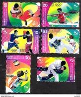 422  Judo - Boxing - Volleyball - Olimpic Games - 2016 - MNH - 2,95 - Judo