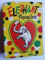 MINI JEU DE CARTES - ELEPHANT - CHINE SHANGAI - 54 CARTES - COMPLET - 54 Cartes