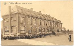 Fontaine-l'Evêque NA58: Ecole Des Garçons - Fontaine-l'Evêque