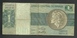 BRESIL   = 1  BILLET DE 1 CRUZEIRO - Brésil