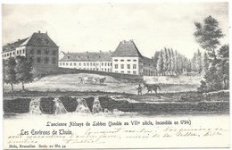 Lobbes NA17: Les Environs De Thuin. L'ancienne Abbaye De Lobbes 1902 - Lobbes