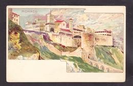 EXTRA-18-07- 35 MONACO - Palacio Del Príncipe