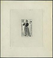 N° 1400/01, Croix Rouge 1963, La Paire épreuves D'artiste, T.B. - Timbres