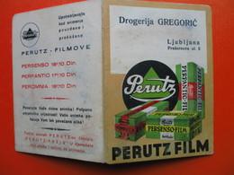 Drogerija GREGORIC,Ljubljana,Presernova Ul.5.PERUTZ FILM - Werbung