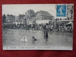 CPA - 35 - PARAME- Le Casino A L'Heure Du Bain- The Casino- The Bathing-lime - Parame