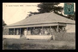 GUINEE - BOKE - L'HOPITAL - Guinée