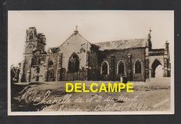 DD / 70 HAUTE SAÔNE / RONCHAMP / CHAPELLE DE NOTRE-DAME DU HAUT EN OCTOBRE 1944 - France