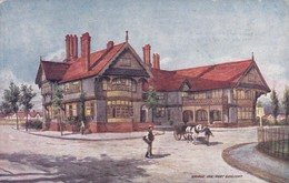 Postcard The Bridge Inn Port Sunlight Wirral Cheshire By Lever Brothers My Ref  B12331 - England