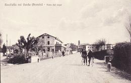 ITALIE - Brescia - Rivoltella Sul Garda - Vista Dal Lago - Brescia