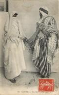 ALGERIE - Marchand Arabe - Algeria