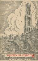 004846  Groeten Uit Utrecht - Domtoren - Utrecht