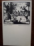 Somalie. Somalia. Fantasia. Xilografia Di Giuseppe Rondini. Ministero Delle Colonie. Ufficio Propaganda E Studi - Somalia