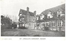 POSTAL    DOVER  -INGLATERRA  -ST. URSULA'S CONVENT - Dover