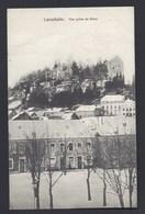 1906 LAROCHETTE LA ROCHETTE VUE PRISE EN HIVER ANGELSBERG WAGNER  LUXEMBOURG LUXEMBURG FACTEUR POSTE DIEKIRCH - Larochette