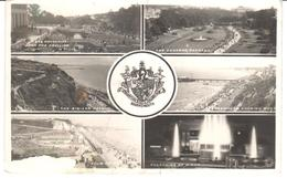 POSTAL    BOURNEMOUTH  -INGLATERRA  - VISTA VARIAS  (PLUSIEURS VUES -SEVERAL VIEWS) - Bournemouth (desde 1972)