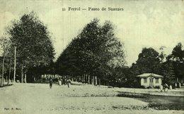 FERROL PASEO DE SUANZES - Lugo