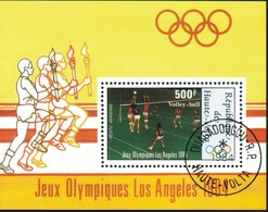 Repubblica Alto Volta:1984 Olympic Games - Los Angeles, USA. - Alto Volta (1958-1984)