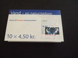 DANMARK. 2001   BOOKLET.  CEPT MNH**. (EB3-50PR) - Europa-CEPT