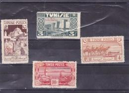 TUNISIE : Y&T : Général Mast 269 à 272** - Unused Stamps