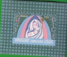 URUGUAY 1974- NATALE. - Uruguay