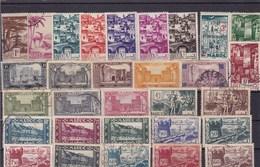 MAROC : Y&T : Lot De 30 Timbres Oblitérés Et * - Maroc (1891-1956)