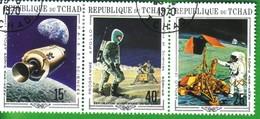 CIAD 1970 : APOLLO 11/12. - Ciad (1960-...)