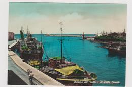 Porto Canale, Mazara Del Vallo - F.G. - Anni '1950 - Mazara Del Vallo