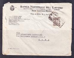 EXTRA-18-07- 46 BANCA NAZIONALE DEL LAVORO. - 1900-44 Victor Emmanuel III.