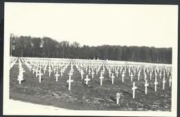 Photo Carte  (Général Patton)  Cimetière Militaire De Luxembourg - Luxembourg - Ville