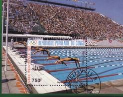 CONGO. Anno: 1987 Olimpiadi Di Seul Del 1988. - Congo - Brazzaville