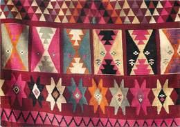 D1364 Tapis Du Mzab Algeria Folk Patterns - Belle-Arti