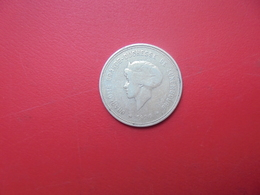 LUXEMBOURG 5 FRANCS ARGENT 1929 - Luxembourg