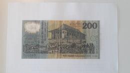SRI LANKA  200 RUPEES 1998  ( COMMÉMORATIF) - Sri Lanka