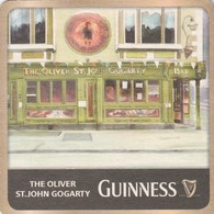 UNUSED BEERMAT - GUINNESS BREWERY (DUBLIN, IRELAND) - THE OLIVER ST.JOHN GOGARTY - (Cat 1786) - (2011) - Sous-bocks