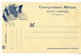 FRANCHISE POSTALE  CORRESPONDANCE MILITAIRE 1914 17 - Marcofilie (Brieven)