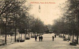 SANTIAGO PASEO DE LA ALAMEDA THOMAS - Lugo